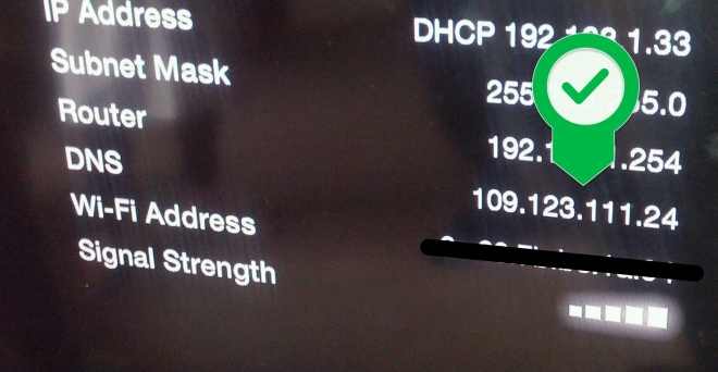 Apple TV DNS for Netflix