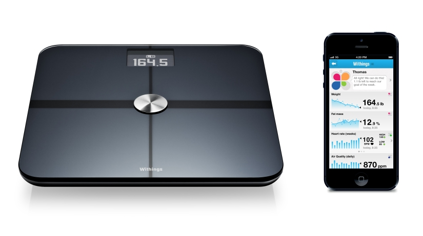 Lose 20lbs with Technology  (Well, that's theplan)